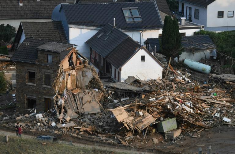 Schulze: Klimaanpassung als Bund-Länder-Aufgabe im Grundgesetz verankern (© 2021 AFP)