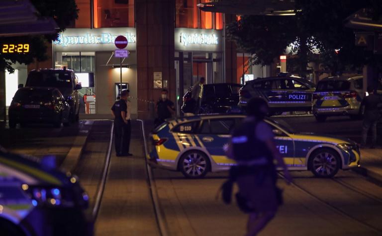 Mutmaßlicher Attentäter von Würzburg in Psychiatrie untergebracht (© 2021 AFP)