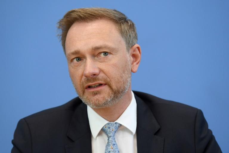 Lindner bekräftigt Forderung nach nationalem Aufbaufonds für Flutgebiete (© 2021 AFP)