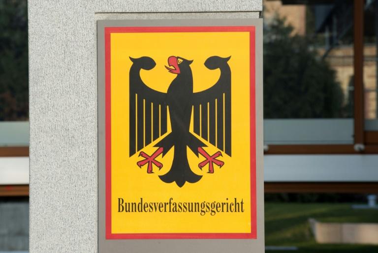 Verfassungsgericht verhandelt über Merkel-Äußerung zu Kemmerich-Wahl in Thüringen (© 2021 AFP)