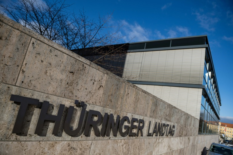 Thüringer Landtag entscheidet Freitag über AfD-Misstrauensantrag gegen Ramelow (© 2021 AFP)
