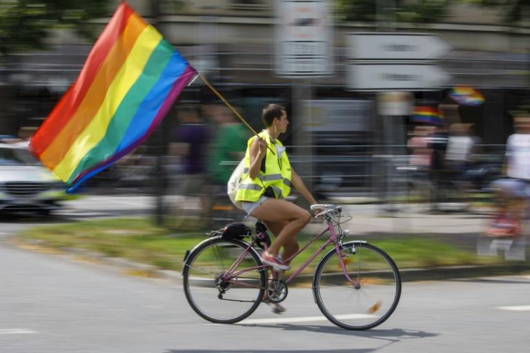 Spahn betont Erfolge für LGBT-Community - und erntet Widerspruch (© 2021 AFP)