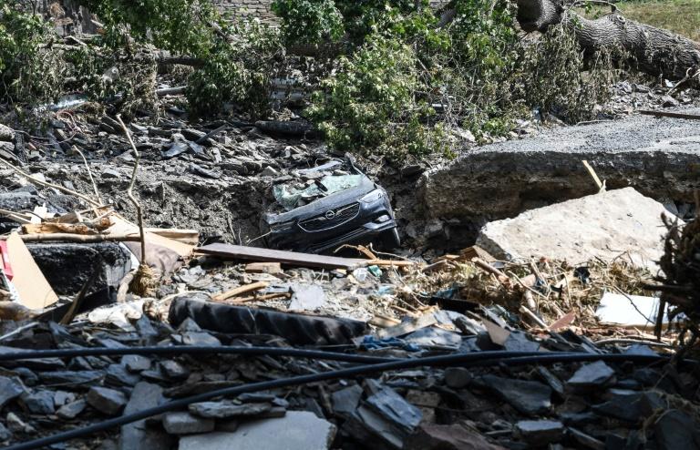 Grüne: Für besseren Katastrophenschutz Grundgesetzänderung nötig (© 2021 AFP)