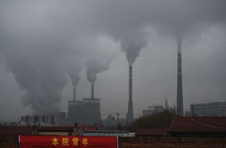 Ökologische Belastungsgrenze der Erde erreicht (© 2021 AFP)