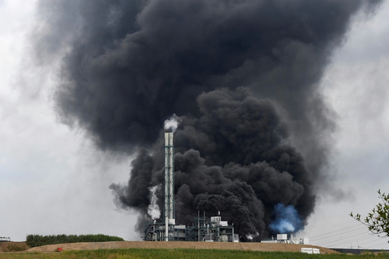 Keine Rückstände von Dioxin in Rußpartikeln nach Chemieunglück von Leverkusen gefunden (© 2021 AFP)