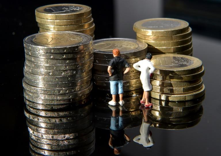 """""""Zeit online"""": Vermögen der reichsten Haushalte deutlich gewachsen (© 2021 AFP)"""