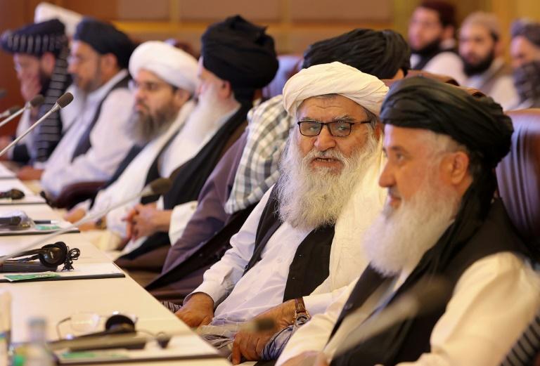 ZDF: Bundesregierung führte Geheimgespräche mit Taliban (© 2021 AFP)