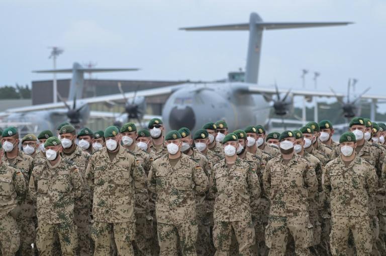 Neues Afghanistan-Mandat soll mehrere hundert Bundeswehr-Soldaten umfassen (© 2021 AFP)