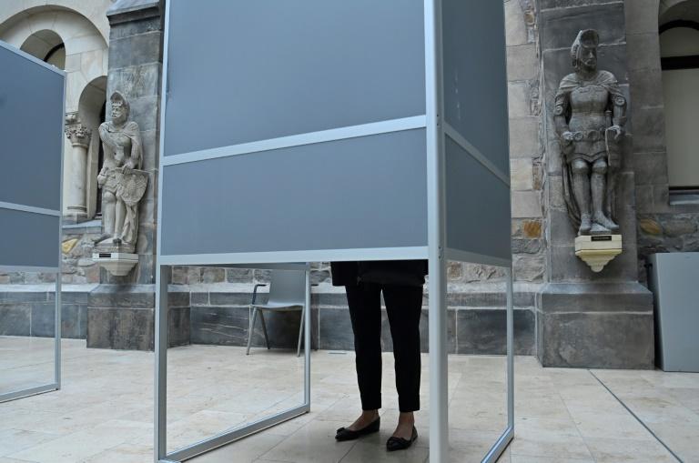 Bundeswahlleiter rechnet bei Bundestagswahl mit Briefwahlrekord (© 2021 AFP)