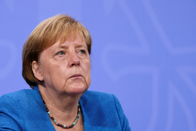 Merkel erwartet steigende Zahl von Flüchtlingen aus Afghanistan (© 2021 AFP)