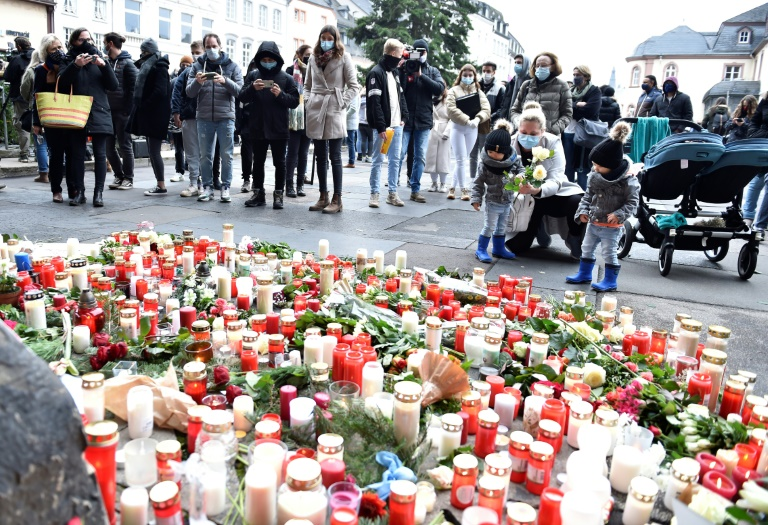 Prozess um Autoattacke in Trierer Fußgängerzone mit fünf Toten beginnt (© 2021 AFP)