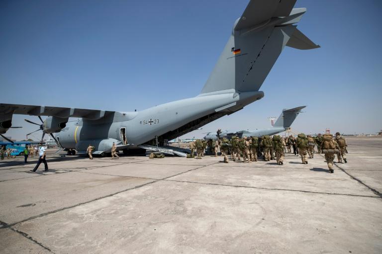 Bundeswehrverband: Viele Veteranen verbittert von Entwicklung in Afghanistan (© 2021 AFP)