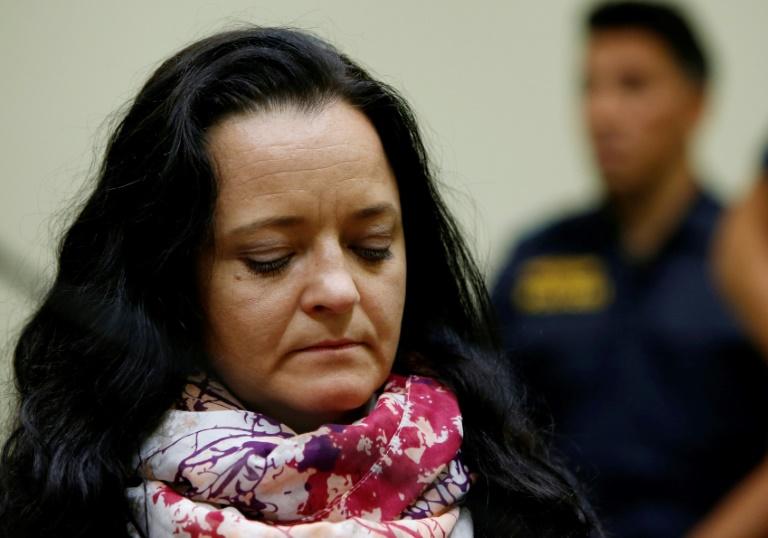 Urteile gegen Beate Zschäpe und zwei NSU-Helfer rechtskräftig (© 2021 AFP)