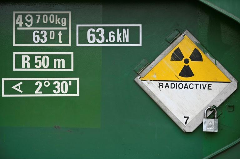 Milliardenvertrag zur Rückführung deutschen Atommülls vereinbart (© 2021 AFP)