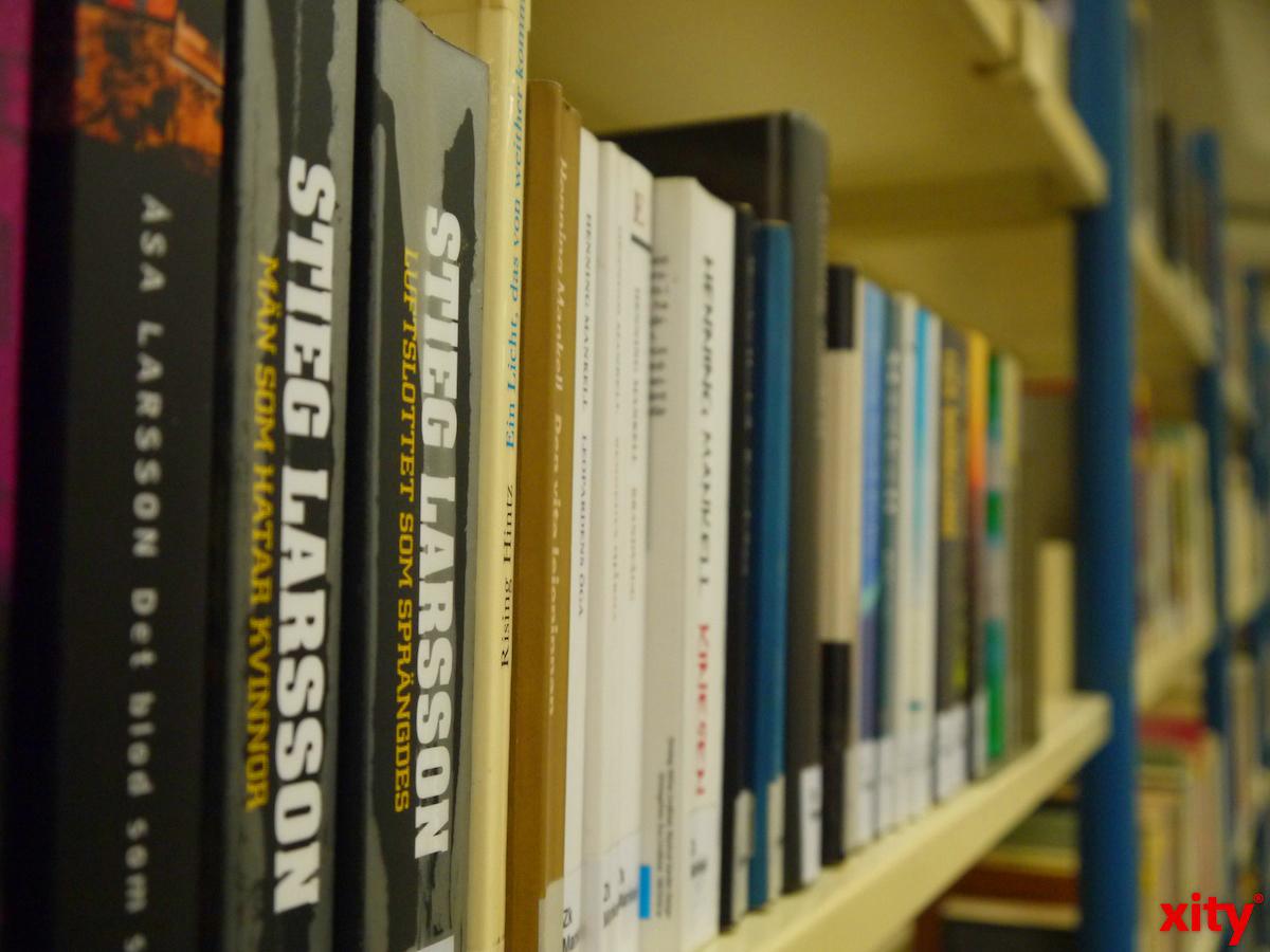 Zentralbibliothek bietet extralange Leihfristen an. (Foto: xity)