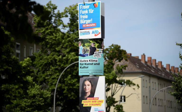 2,8 Millionen Menschen dürfen dieses Jahr erstmals den Bundestag wählen (© 2021 AFP)