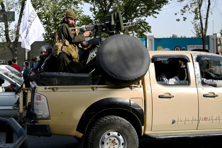 Zwei Hubschrauber sollen ab Samstag Evakuierungen aus Kabul unterstützen (© 2021 AFP)