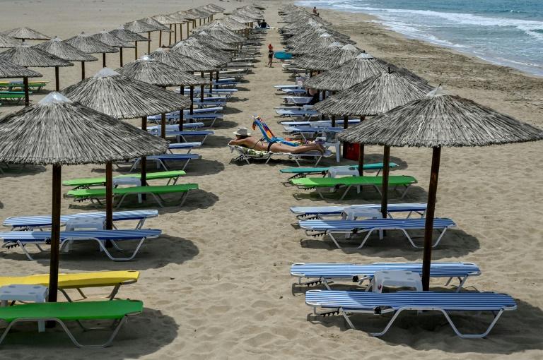 Kreta und südliche Ägäis gelten ab Dienstag als Hochrisikogebiete (© 2021 AFP)