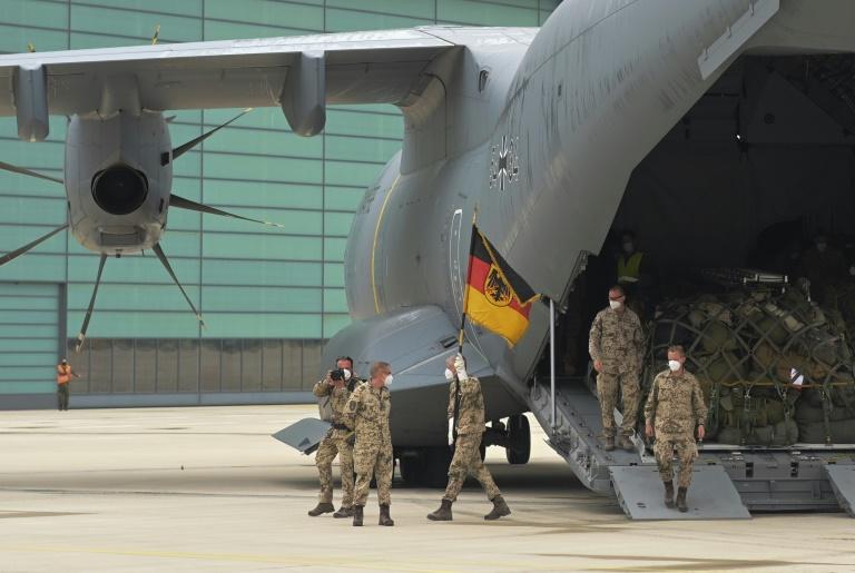 Afghanistan-Veteranen der Bundeswehr fragen vermehrt nach psychologischer Beratung (© 2021 AFP)
