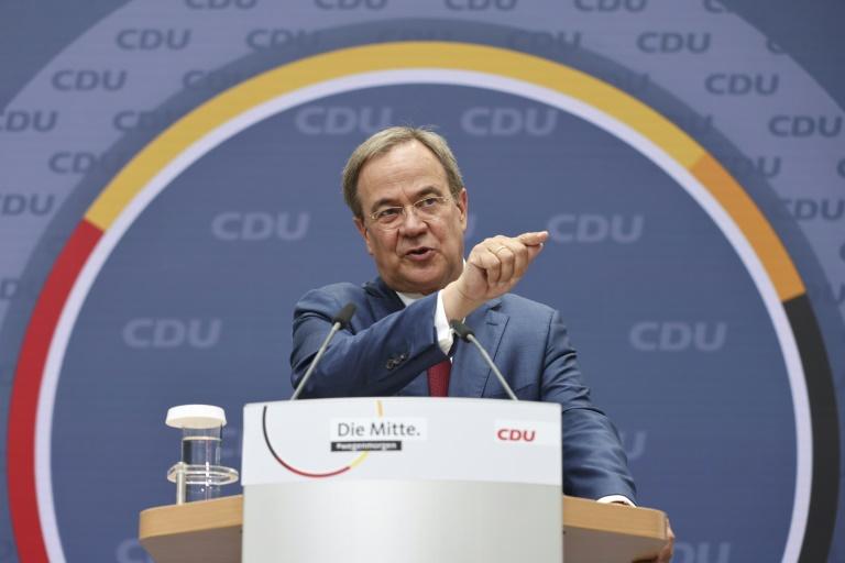 CSU-Politiker unzufrieden mit bisherigem Verlauf des Wahlkampfs (© 2021 AFP)