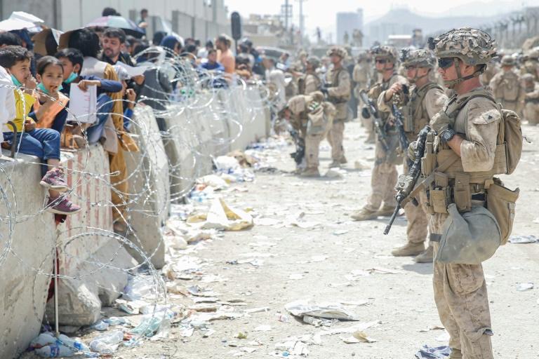Pro Asyl fordert Verschiebung von US-Truppenabzug aus Afghanistan (© 2021 AFP)