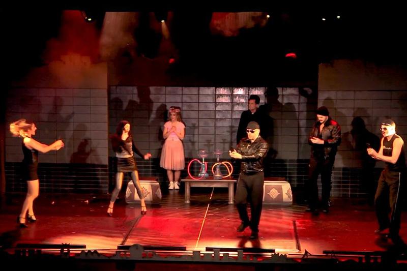 Kölns erstes eigenes Musical feiert Premiere. (Foto: Mhoch4)