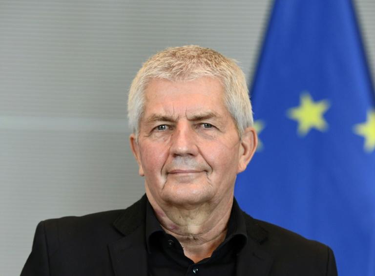 Letzter Chef von Stasi-Unterlagenbehörde erhält Bundesverdienstkreuz (© 2021 AFP)