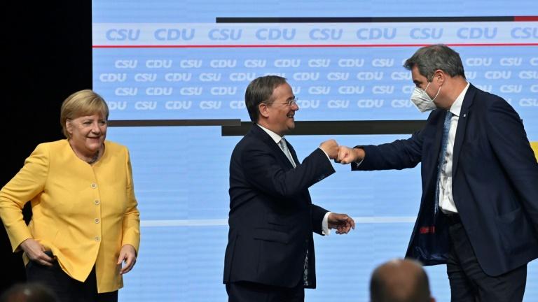 Merz ärgert sich über Söder: CSU-Chef soll mit Sticheleien aufhören (© 2021 AFP)