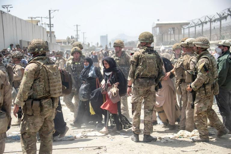Unterstützer afghanischer Ortskräfte richten schwere Vorwürfe an Bundesregierung (© 2021 AFP)