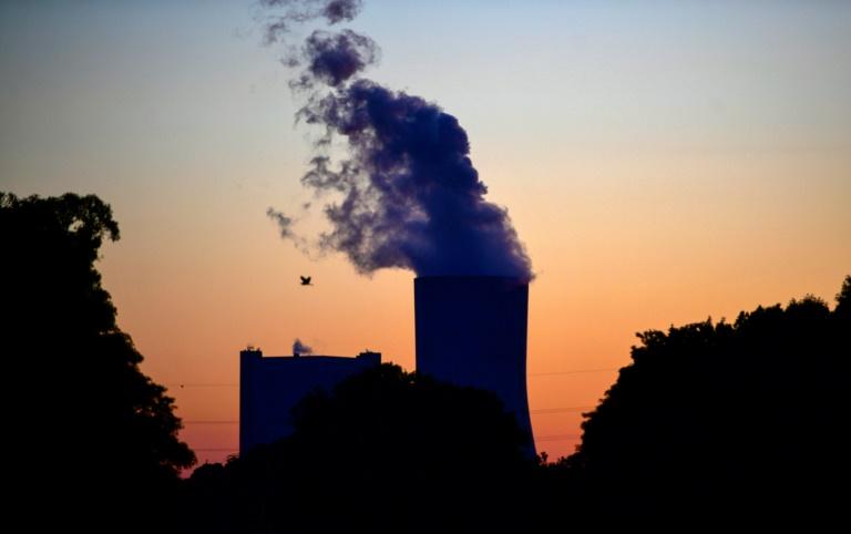 DGB drängt auf soziale Maßnahmen beim Klimaschutz (© 2021 AFP)
