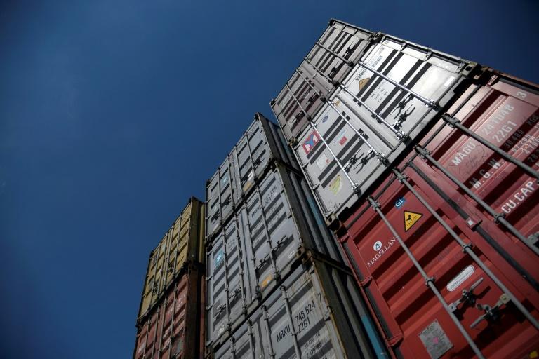 Deutschlands Exporte in Drittstaaten im Juli gesunken (© 2021 AFP)