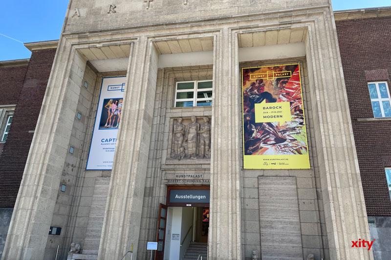 Barock Modern im Kunstpalast. (Foto: xity)