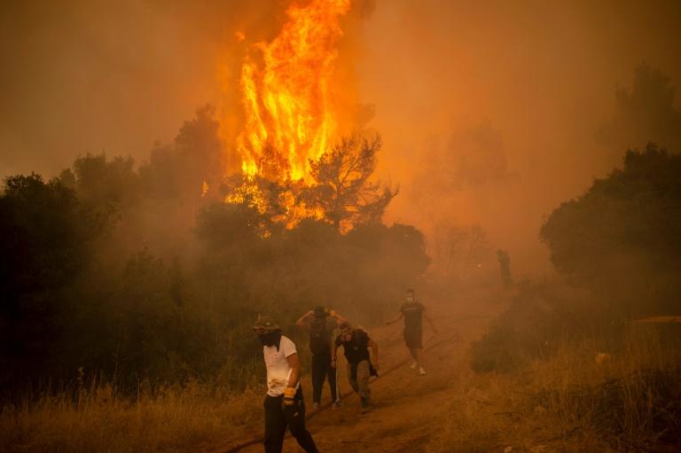 Bundesregierung will internationalen Klimaclub gründen (© 2021 AFP)