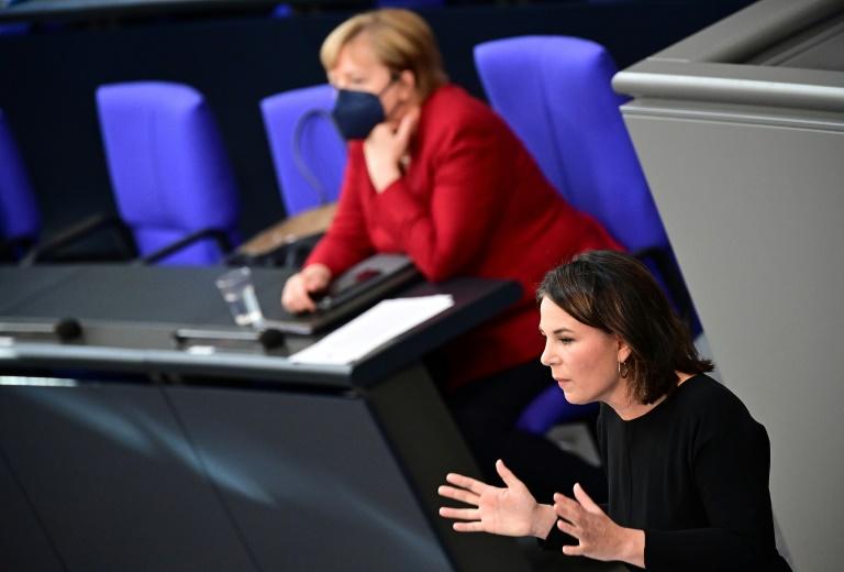 Opposition im Bundestag zieht vernichtende Bilanz des Afghanistan-Einsatzes (© 2021 AFP)
