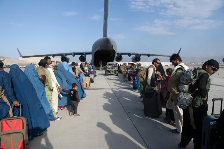 Brot für die Welt fordert anhaltenden Schutz bedrohter Menschen in Afghanistan (© 2021 AFP)