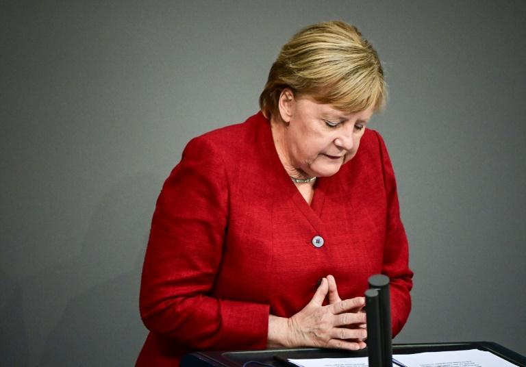 Merkel sagt Israel-Reise wegen Lage in Afghanistan ab (© 2021 AFP)