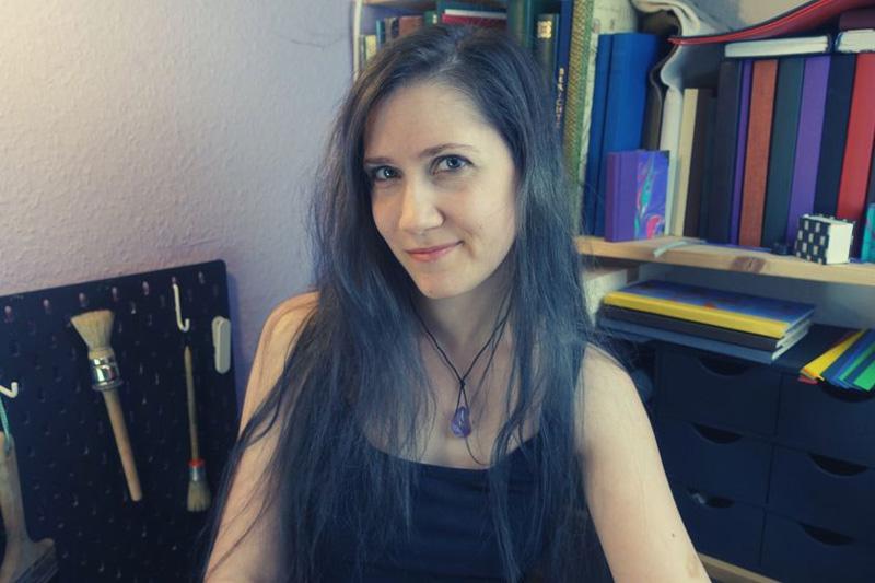 Dozentin und Blog-Expertin Franziska Marske. (Foto:  Franziska Marske )