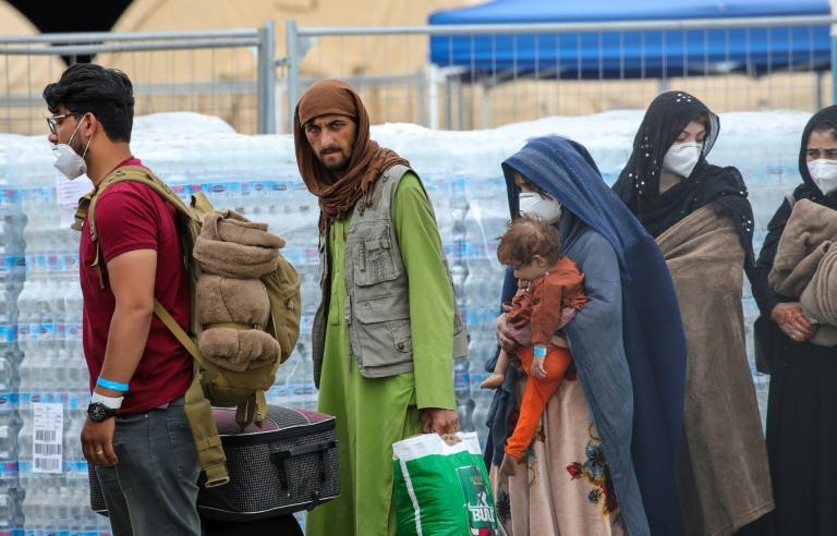 Maas will bei Besuch in Region Ausreise weiterer Afghanen erreichen (© 2021 AFP)