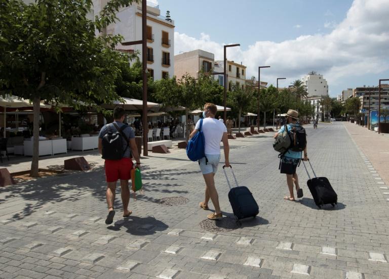 Ganz Spanien nicht mehr Corona-Hochrisikogebiet (© 2021 AFP)