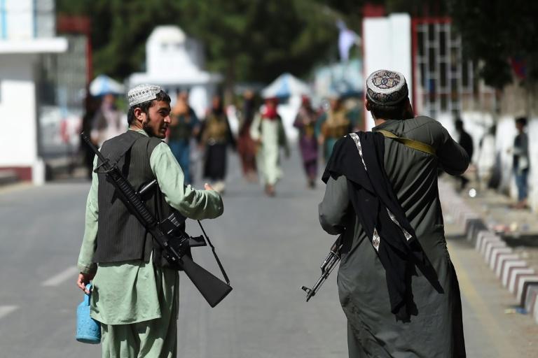 """SPD-Chefin Esken erklärt Gespräche mit Taliban für """"absolut richtig"""" (© 2021 AFP)"""