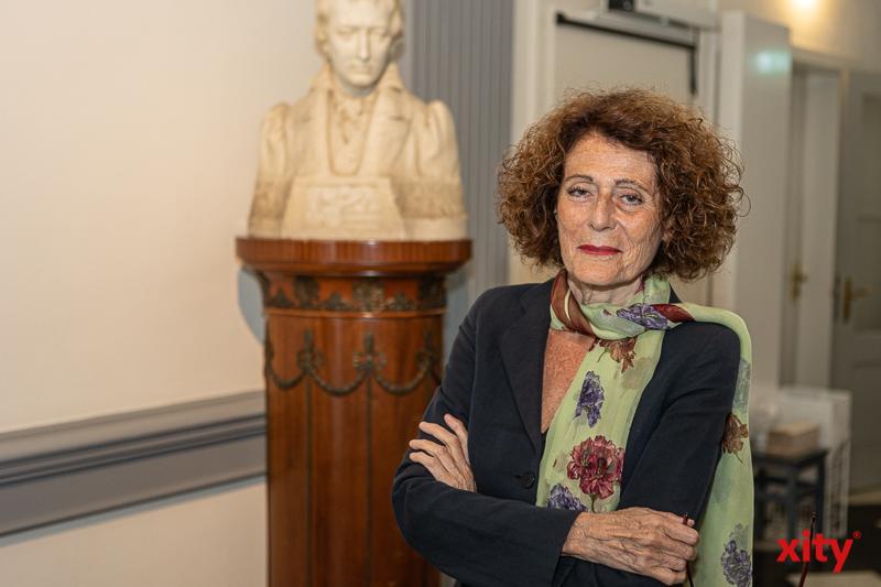Heine-Preis 2020 für Rachel Salalmander. (Foto: xity)