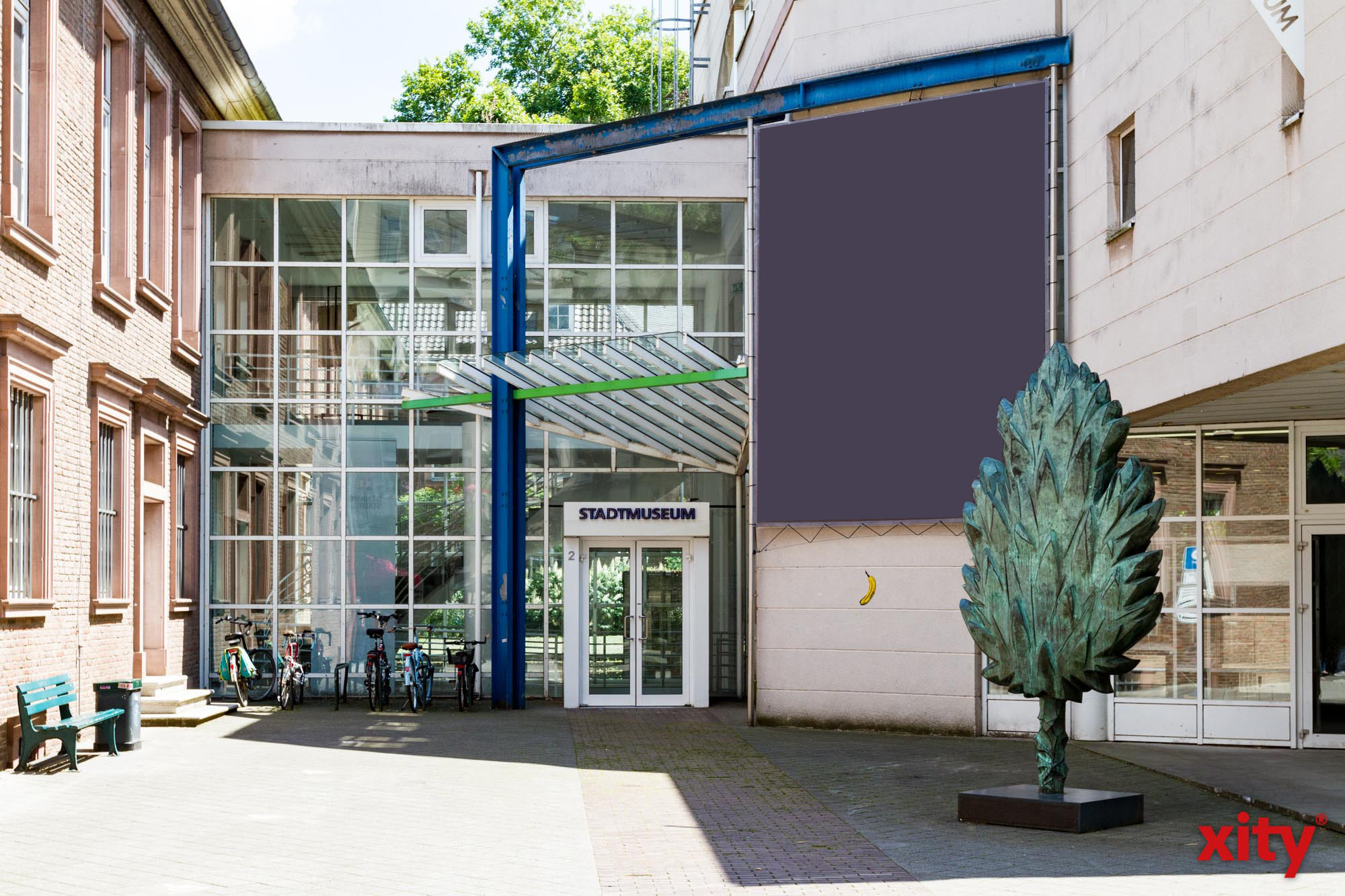 """Ausstellung """"Entrechtet und beraubt. Der Kunsthändler Max Stern"""" im Stadtmuseum Düsseldorf (Foto: xity)"""