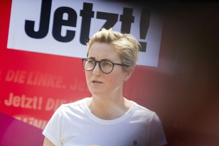 Linke lehnt Bekenntnis zur Nato ab (© 2021 AFP)