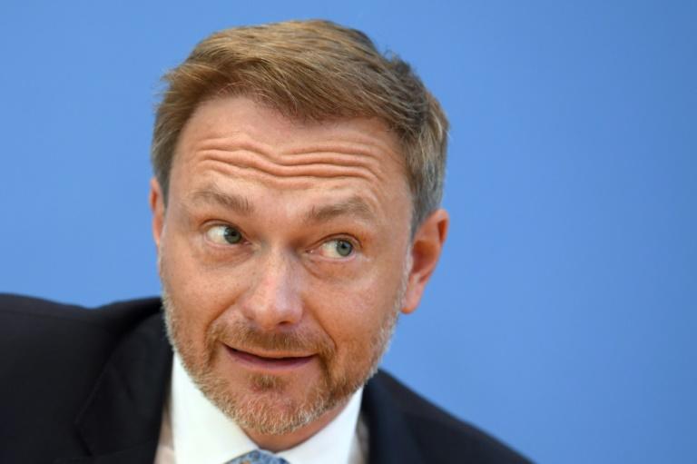 """Lindner hält Ampel-Koalition mit SPD und Grünen für """"theoretische Konstruktion"""" (© 2021 AFP)"""