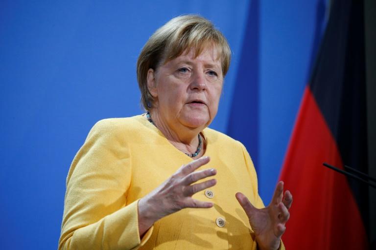 Merkel: Deutschland ist stärker durch Einwanderer geworden (© 2021 AFP)