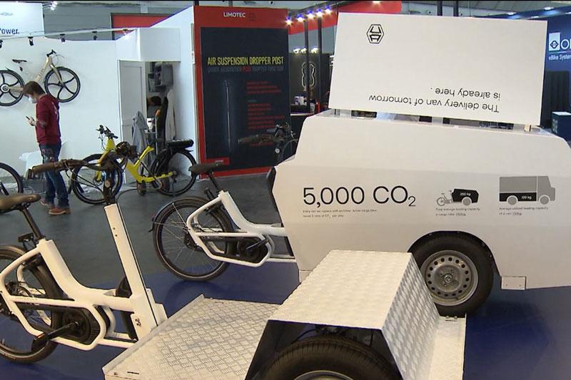 Eurobike 2021 eröffnet. (Foto: Mhoch4)