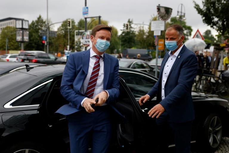 Saarländischer Ministerpräsident warnt vor Rot-Rot-Grün nach Bundestagswahl (© 2021 AFP)
