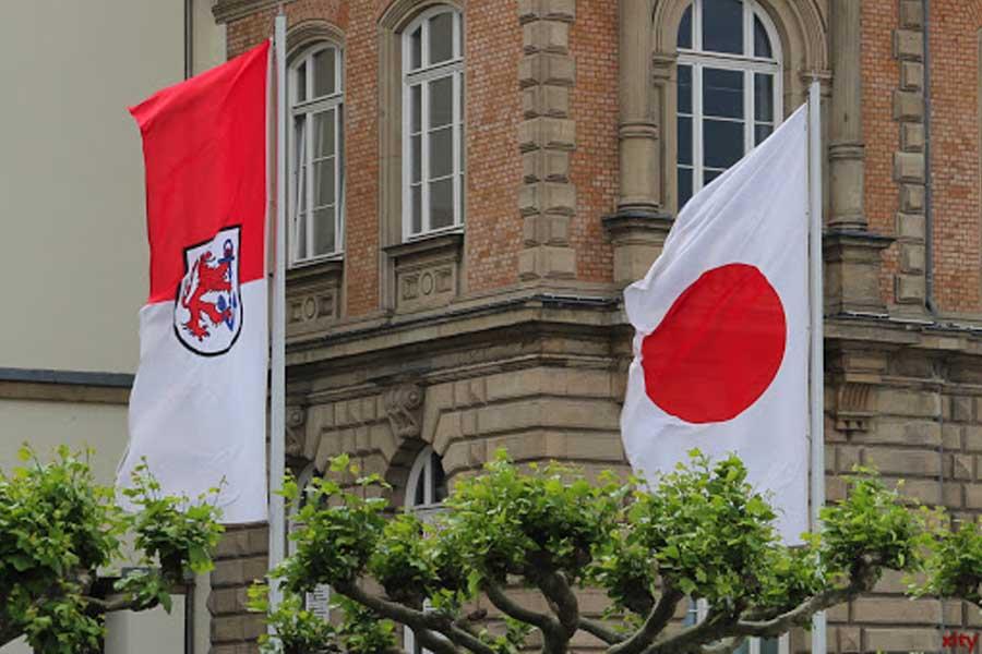 """Mit Konzerten und Ausstellungen gehen die """"Japan-Tage 2021"""" in Düsseldorf in den Herbst (Foto: xity)"""
