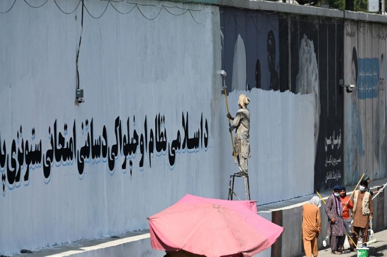 Laschet: Hilfen für Afghanistan an Bedingungen knüpfen (© 2021 AFP)