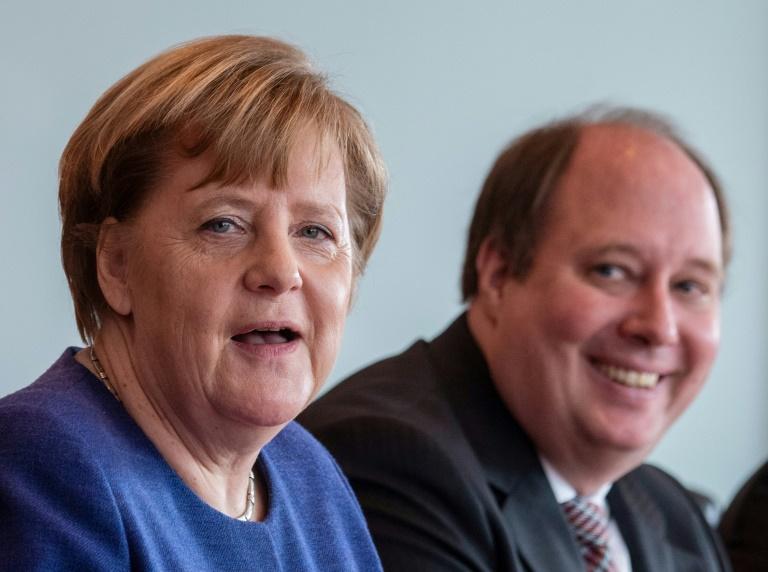 Kanzleramtsminister Braun für einheitliche Corona-Regeln in Schulen (© 2021 AFP)